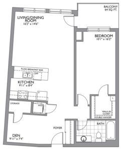 B1 Floorplan 1