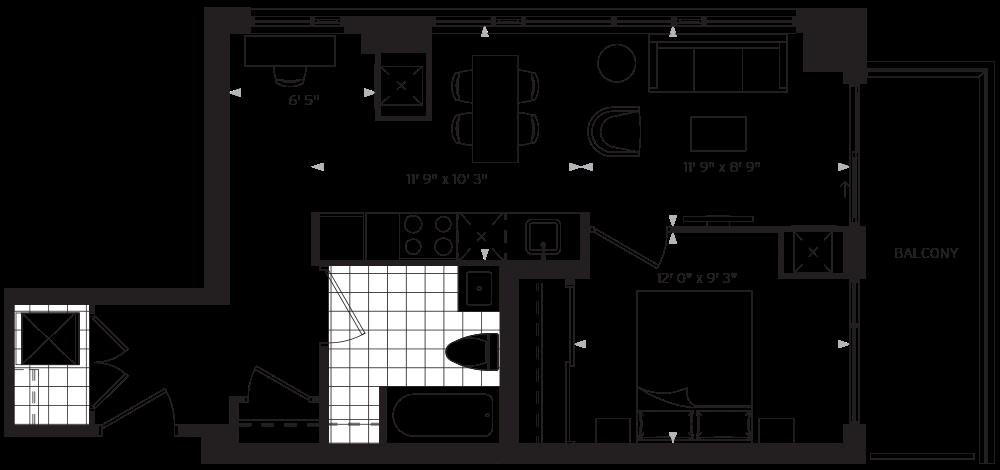 C5 | 04 Floorplan 1