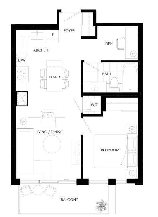 Ortega 555B Floorplan 1