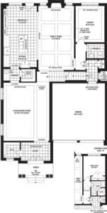 Tulip B Floorplan 1