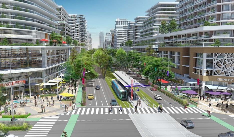 The ambitious Brampton 2040 Vision will blow you away Image