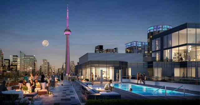 39 Niagara is a great addition to the King West neighbourhood Image