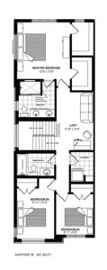 Sapphire Floorplan 2