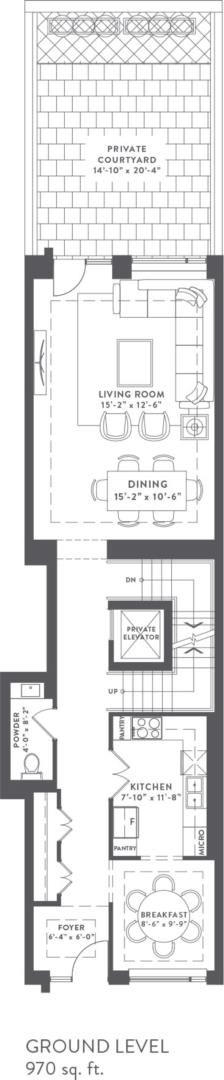 61 Foxbar Road Floorplan 2