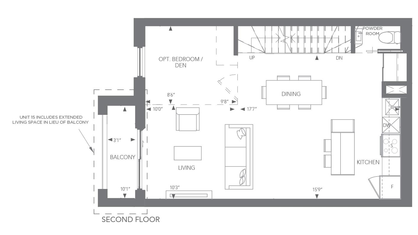 No. 5 Floorplan 2