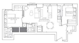 768 Floorplan 1