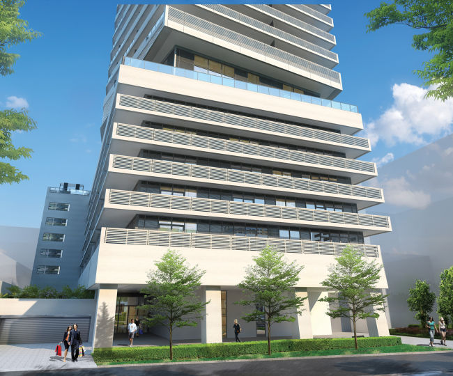 Pei Partnership Architects and Tower Hill Developments Introduce 2221 Yonge Image