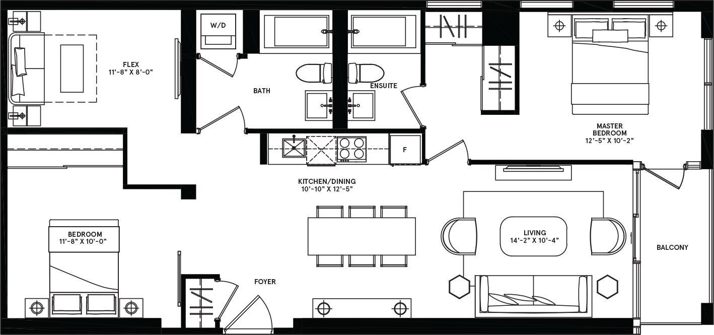 Dublin Podium Floorplan 1