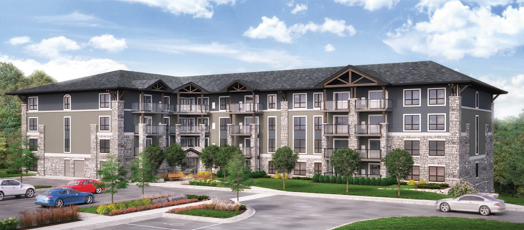Only 3 Units Remain at The Oaks in Kitchener! Image
