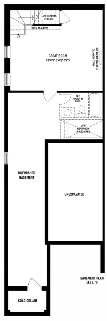 Lilac B Floorplan 3