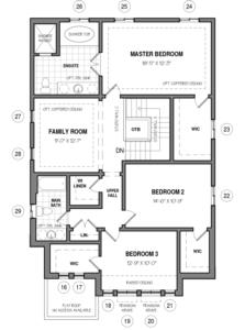 The Able D Floorplan 2