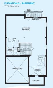 Bur Oak B Floorplan 3