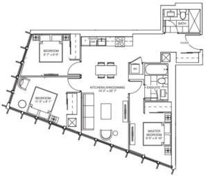 IrIs Floorplan 1