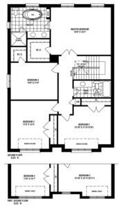 Astor (A) Floorplan 2