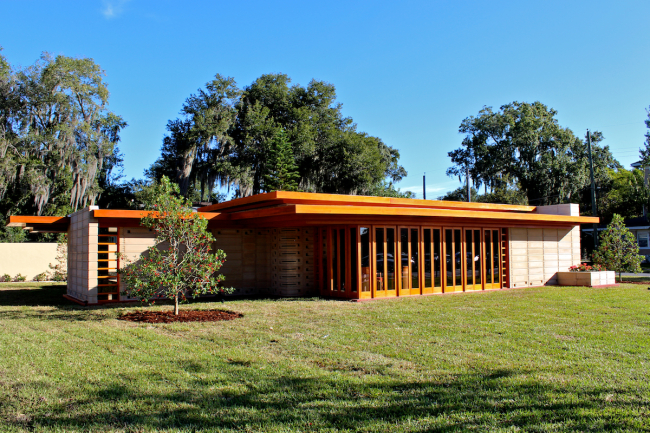 Frank Lloyd Wright Home 74 Years in the Making Image