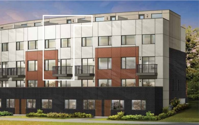 Downsview Park - via Mattamy Homes