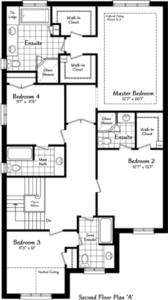 The Windermere 26 Floorplan 2