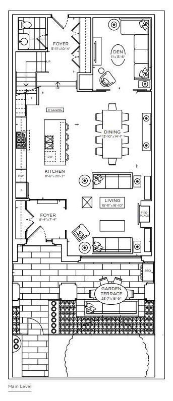 105 Floorplan 1