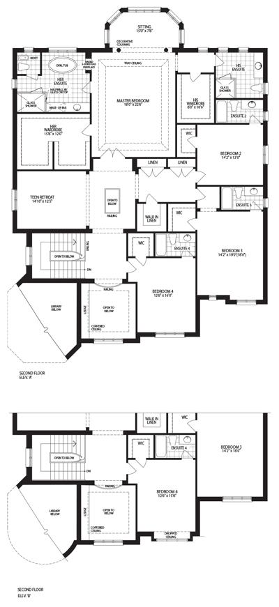 The Onyx Floorplan 2