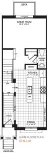 The Hampton Floorplan 2