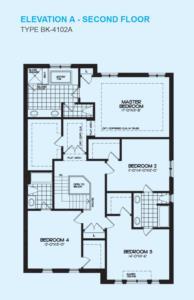 Bur Oak B Floorplan 2