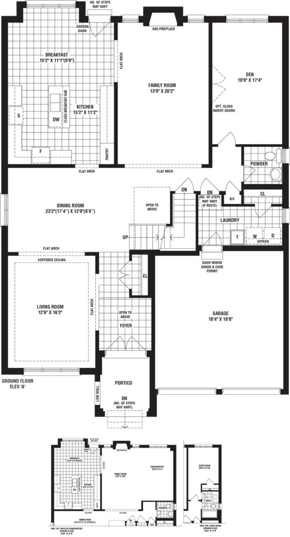 Belmore A Floorplan 1