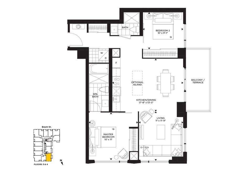 Portfolio Floorplan 1