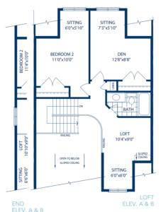 Melody Floorplan 2