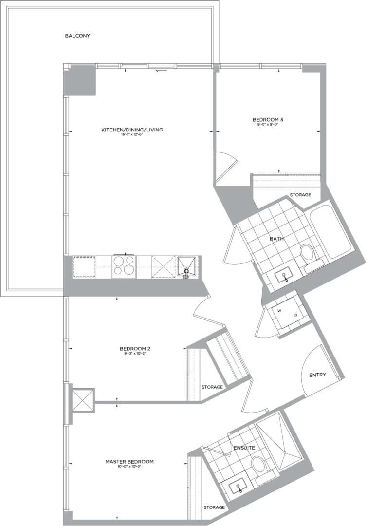 D-872 Floorplan 1