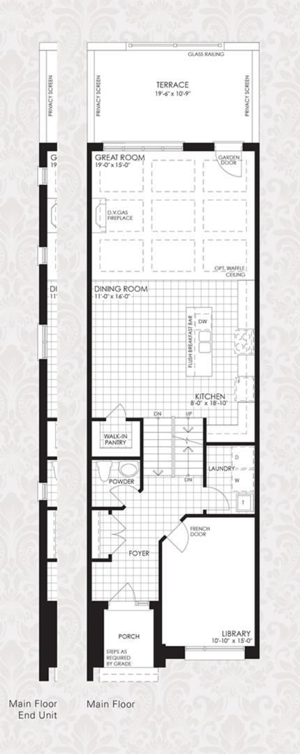 The Harvard Collection - The Harvard 1 Floorplan 3