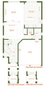 The Tullamore Floorplan 1