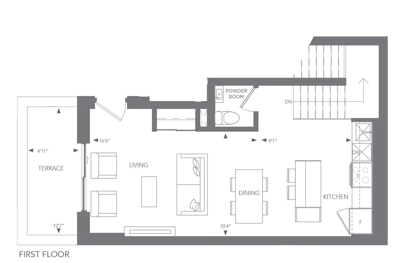 No. 6 Floorplan 1