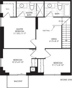 TH-C Floorplan 2