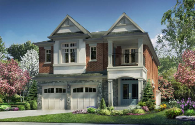 Riverview Heights in Brampton by Ashley Oaks Homes