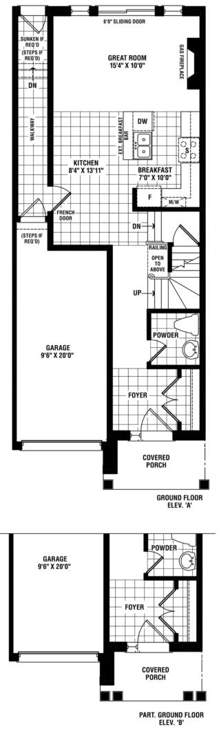 Lakelands Floorplan 1