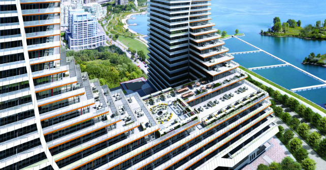 8 waterfront condos from Grimsby to Toronto Image