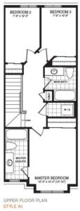 The Hampton Floorplan 3