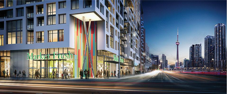 Should developers put schools in condominium podiums? Image