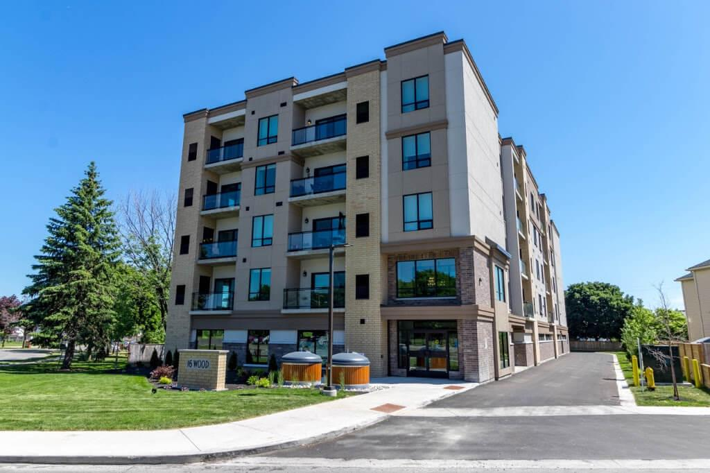 Fairview Condos in St. Catharines by Niagara Innovative Living