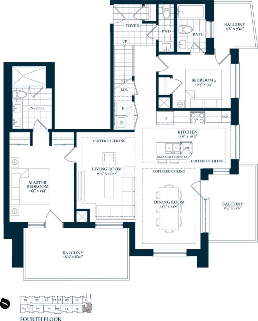 Cornwall Floorplan 1