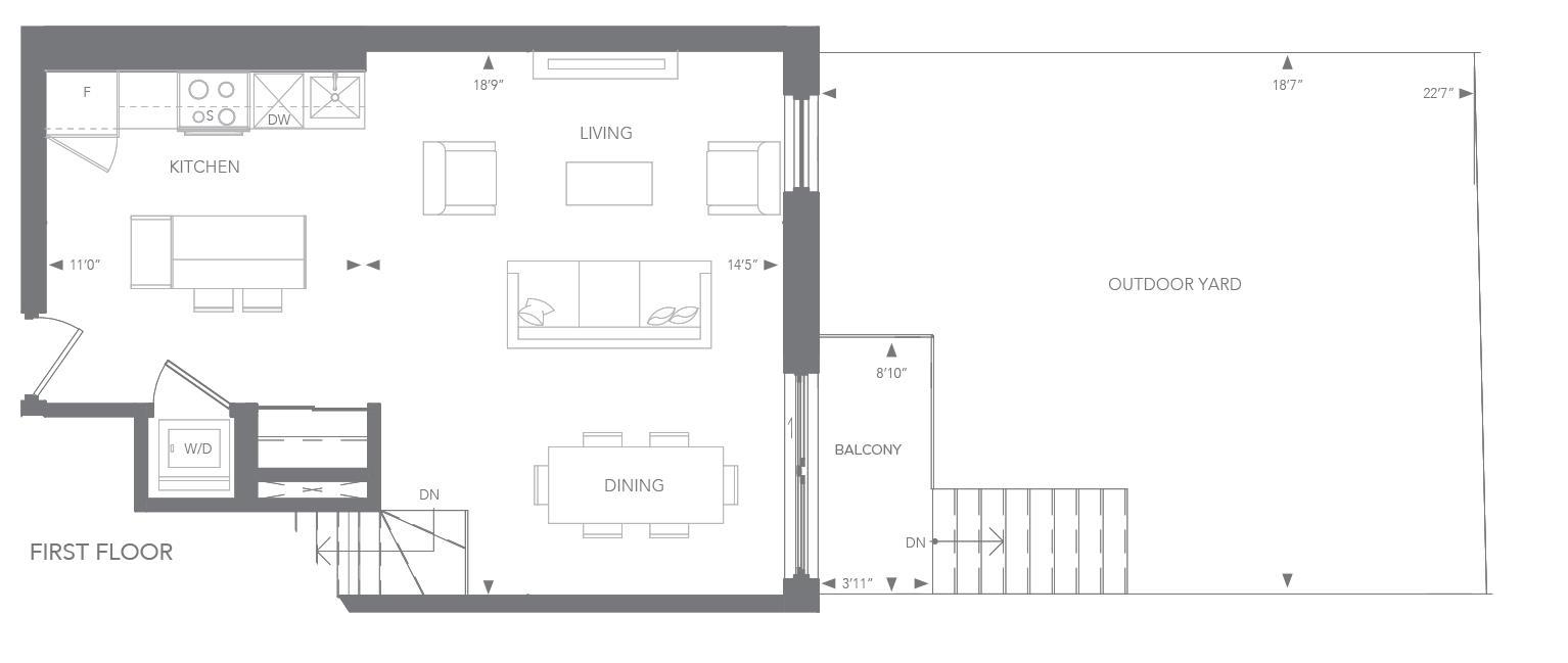 No. 44, 45, 48, 49 Floorplan 1