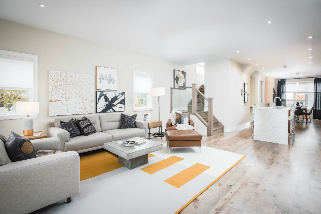 Gallery Towns releases Phase 4 of light-filled modern townhomes in South Guelph Image