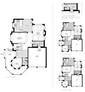 Lot 59 - Lockton B Floorplan 1