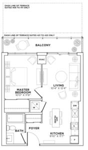 Brooklyn Floorplan 1