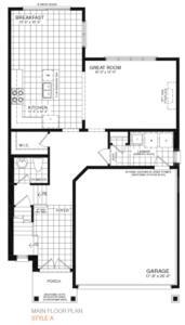 Springs Floorplan 1