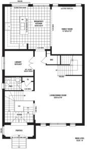 Diamond A Floorplan 2