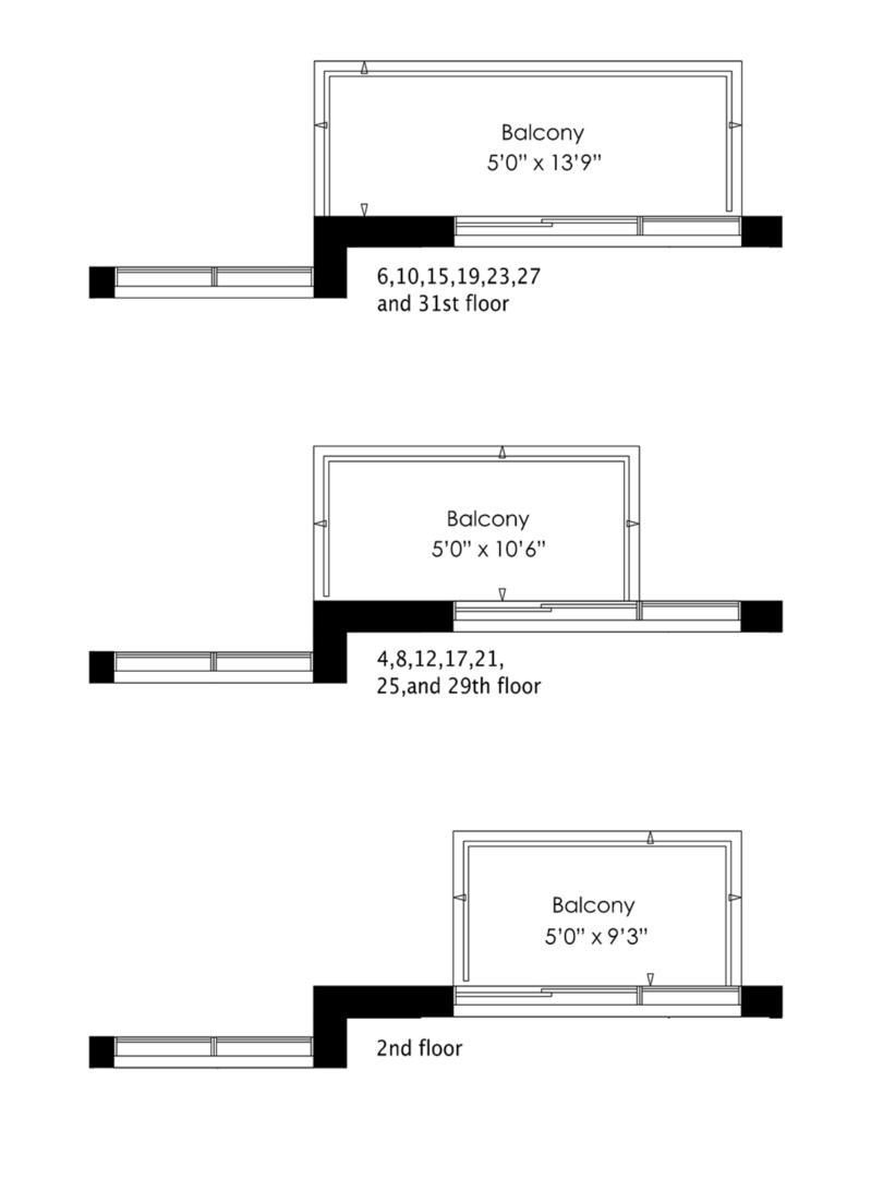 1C+D Floorplan 2