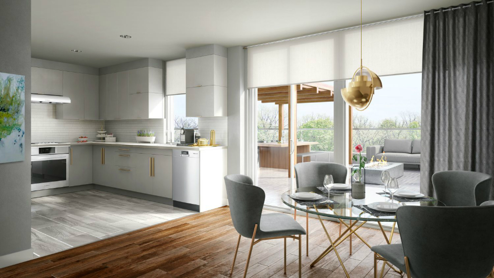 New RADIANCE rendering shows off stunning interior Image
