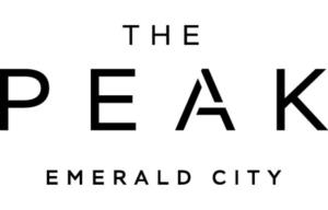 The Peak Emeral City Logo