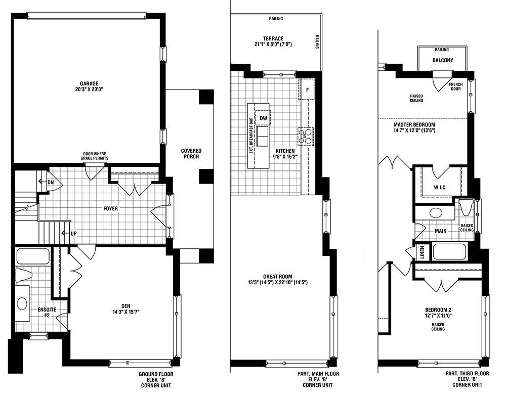 Veranda End Floorplan 5